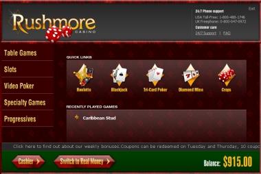 online casino based in us
